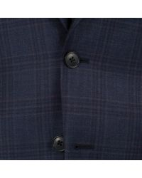 Paul Smith - Blue Men's Navy Check 'mayfair' Suit for Men - Lyst