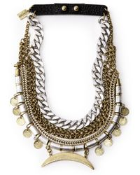 Jenny Bird | Metallic Moonrise Collar | Lyst