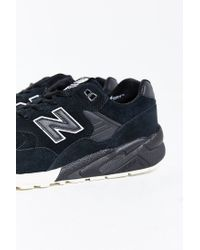 New Balance - Black 580 Elite Edition Running Sneaker for Men - Lyst