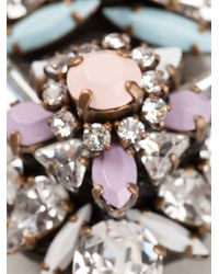 Shourouk | Pink 'bambi River' Necklace | Lyst