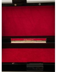 Urania Gazelli - Black 'capricorn' Box Clutch - Lyst