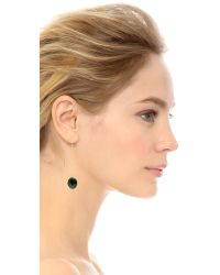 Heather Hawkins - Metallic Threader Earrings - Lyst