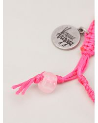 Venessa Arizaga - Purple Lets Bone Bracelet - Lyst