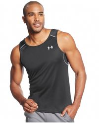 Under Armour | Coldblack Performance Singlet for Men | Lyst