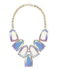 Kendra Scott - Yellow Harlow Necklace - Lyst