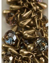 Isabel Marant - Metallic Polly Necklace - Lyst