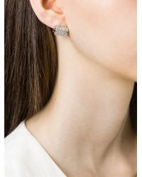 Vita Fede | Metallic 'tony' Earrings | Lyst