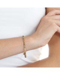 Astley Clarke - Yellow Labradorite Charm Friendship Bracelet - Lyst