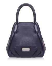 Marc Jacobs | Blue New Q Fran Tote Bag | Lyst