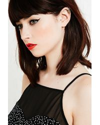 Urban Outfitters | Metallic Rope Detail Ear Cuff | Lyst
