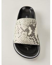 Senso | Natural 'Kailee Iii' Sandal | Lyst