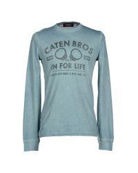 DSquared² - Gray T-shirt for Men - Lyst