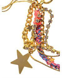 Venessa Arizaga - Metallic Let The Good Times Roll Bracelet - Lyst