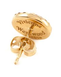 Vivienne Westwood - White 'Giselle' Earrings - Lyst