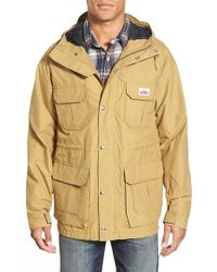 Penfield - Brown 'kasson' Hooded Field Parka for Men - Lyst
