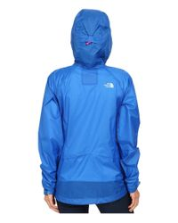 The North Face | Blue Cloud Venture Jacket | Lyst