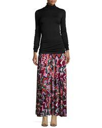 Rachel Pally - Multicolor Long Printed Full Skirt - Lyst