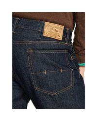 Polo Ralph Lauren | Blue Sullivan Slim-fit Jean for Men | Lyst