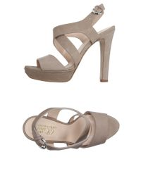 Lecrown | Natural Sandals | Lyst