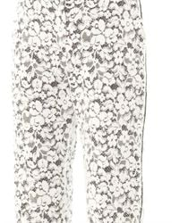 Erdem | Black Taffy Lace Tailored Trousers | Lyst