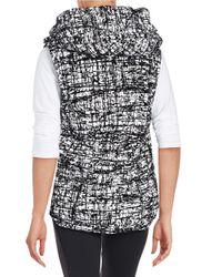 Calvin Klein | White Convertible Collar Vest | Lyst