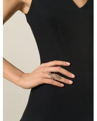 Ca&Lou | Metallic 'anne' Vine Ring | Lyst