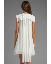 Cameo | Summertime Sadness Dress in White | Lyst