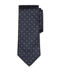 Brooks Brothers - Blue Medallion Tie for Men - Lyst
