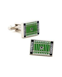 Ravi Ratan - Green Cufflinks for Men - Lyst