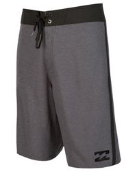 Billabong | Black All Day Heather Boardshorts for Men | Lyst