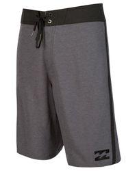 Billabong - Black All Day Heather Boardshorts for Men - Lyst