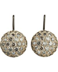 Roberto Marroni | Metallic baby Sand Earrings | Lyst