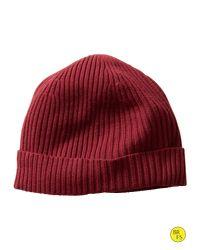 Banana Republic | Red Factory Merino Wool Beanie for Men | Lyst