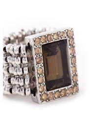 Philippe Audibert | Metallic 'elea' Ring | Lyst