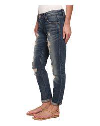 Joe's Jeans - Blue Vintage Billie Slim Ankle In Nonie - Lyst