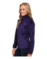 The North Face | Purple Osito 2 Jacket | Lyst