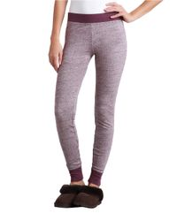 UGG | Purple Fitted Leggings | Lyst