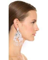 Aurelie Bidermann - Metallic Marella Earrings - Lyst