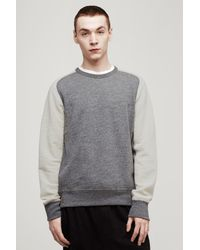 Rag & Bone - Gray Loopback Sweatshirt for Men - Lyst