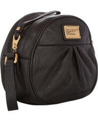 Marc By Marc Jacobs - Black Classic Q Cara Crossbody - Lyst