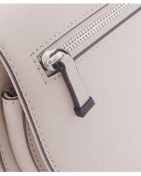 Rebecca Minkoff - Gray Astor Saddle Bag - Lyst