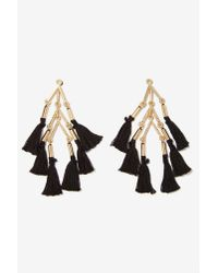 Nasty Gal | Multicolor Yvette Tassel Cascade Earrings | Lyst