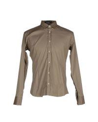 Takeshy Kurosawa - Natural Shirt for Men - Lyst