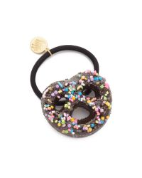 Venessa Arizaga | Brown Sweet & Twisted Hair Tie | Lyst