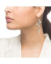 Lulu Frost - Metallic Passage Earring - Lyst