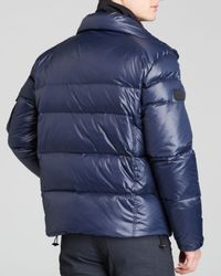 S13/nyc - Blue Downhill Hooded Jacket for Men - Lyst