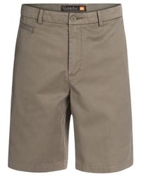 Quiksilver | Gray Waterman Down Under Shorts for Men | Lyst
