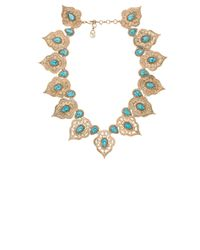 Samantha Wills - Blue Lets Get Lost Collar Necklace - Lyst