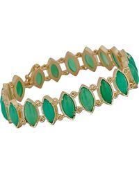 Irene Neuwirth - Metallic Gemstone Bracelet - Lyst