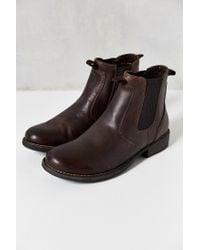 Eastland - Brown Daily Double Chelsea Boot for Men - Lyst